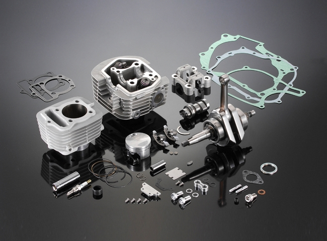 YOSHIMURA Head kit 125cc改裝套件