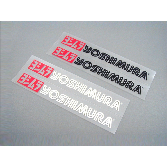 【YOSHIMURA】Printac貼紙 - 「Webike-摩托百貨」
