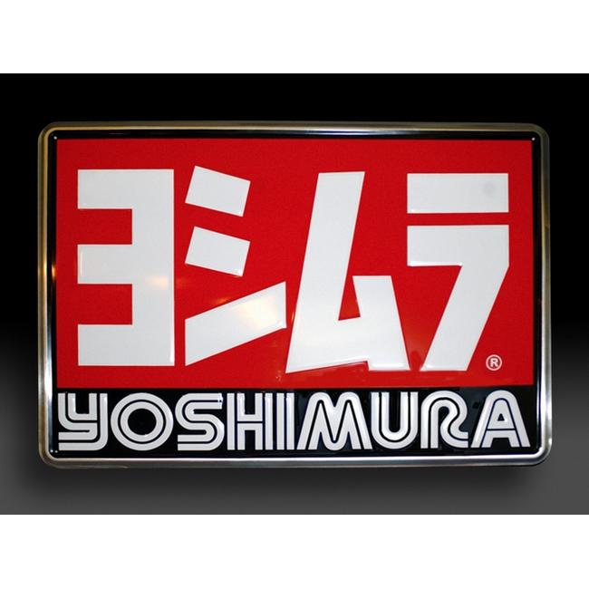 【YOSHIMURA】美國Yoshimura 金屬銘板 - 「Webike-摩托百貨」