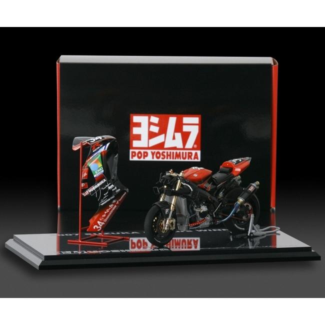 2008 Yoshimura Suzuki鈴鹿8小時耐力賽耐 1/12全細部套件