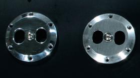 排氣管尾段調音擋板