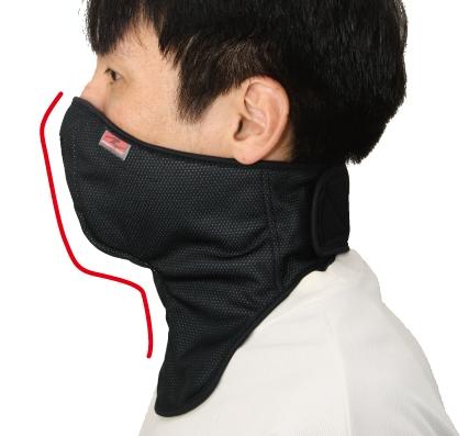 【ROUGH&ROAD】防風面罩 - 「Webike-摩托百貨」