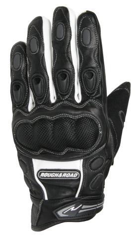 【ROUGH&ROAD】皮革冬季防護手套 - 「Webike-摩托百貨」