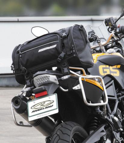 【ROUGH&ROAD】旅行後座包52 - 「Webike-摩托百貨」