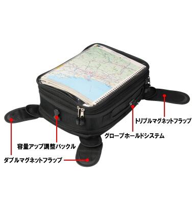 【ROUGH&ROAD】旅行油箱包F.C. - 「Webike-摩托百貨」