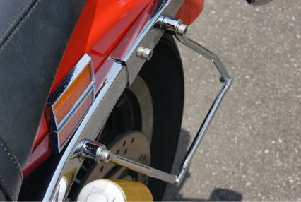 【ROUGH&ROAD】側掛包支架 - 「Webike-摩托百貨」