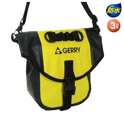 【GERRY】防潑水迷你肩背包 - 「Webike-摩托百貨」