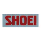 【SHOEI】NO.8 Works貼紙 紅色