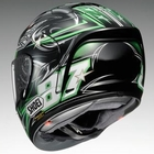 【SHOEI】X-TWELVE(X12) YANAGAWA2 全罩式安全帽