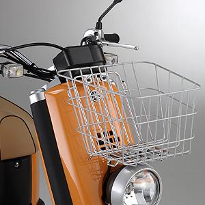 【YAMAHA】前置物籃 - 「Webike-摩托百貨」