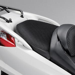 透氣椅墊皮 後座用 4D9