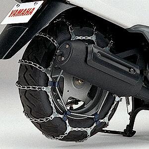 【YAMAHA 日本山葉】輪胎雪鏈