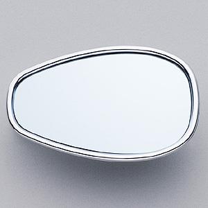橢圓形藍色鏡面後視鏡 2 (左右共通)