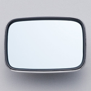 方形藍色鏡面後視鏡3(左右共通)