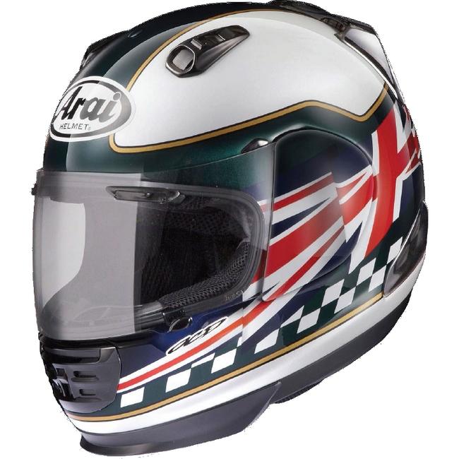 RAPIDE-IR FLAG UK 安全帽
