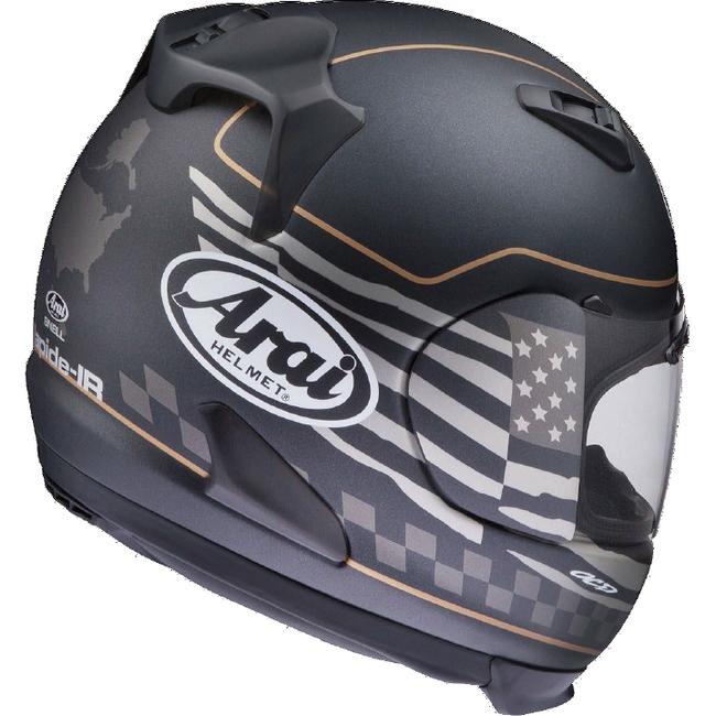 【Arai】RAPIDE-IR FLAG USA 安全帽 - 「Webike-摩托百貨」