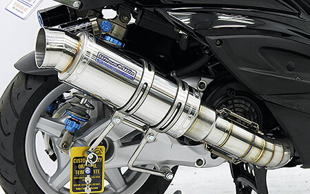 【WirusWin】Premium全段排氣管 不鏽鋼款式 - 「Webike-摩托百貨」