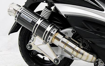 【WirusWin】鋁合金圓柱支架 銀色版 - 「Webike-摩托百貨」