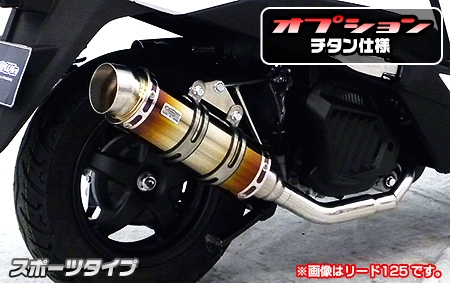 【WirusWin】Royal Sport Type 全段排氣管 (鈦合金) - 「Webike-摩托百貨」