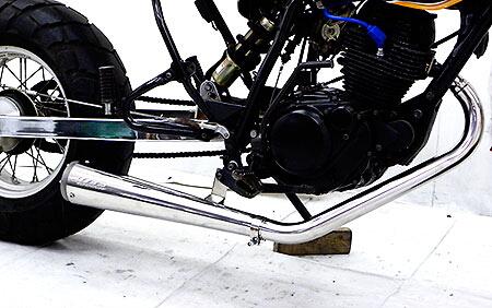 【WirusWin】Super Trap擴音型全段排氣管 - 「Webike-摩托百貨」