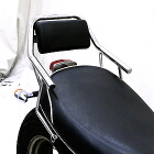 WirusWin Tandem bar with Backrest
