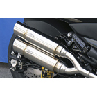 【WirusWin】Atomic Twin全段排氣管 Popper型