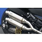 【WirusWin】Atomic Twin全段排氣管 Spotrs型 附觸媒 (排氣淨化觸媒)