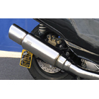 【WirusWin】First 全段排氣管 (後輪碟式煞車專用 附觸媒)