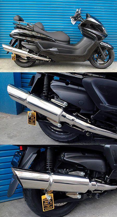 Big Cannon全段排氣管