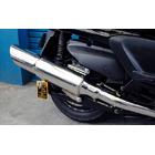 【WirusWin】Big Cannon全段排氣管 重低音版
