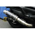 【WirusWin】Premium全段排氣管 黑色碳纖維款式 重低音版附觸媒 (排氣淨化觸媒)