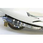 【WirusWin】Premium全段排氣管 黑色碳纖維款式 重低音版