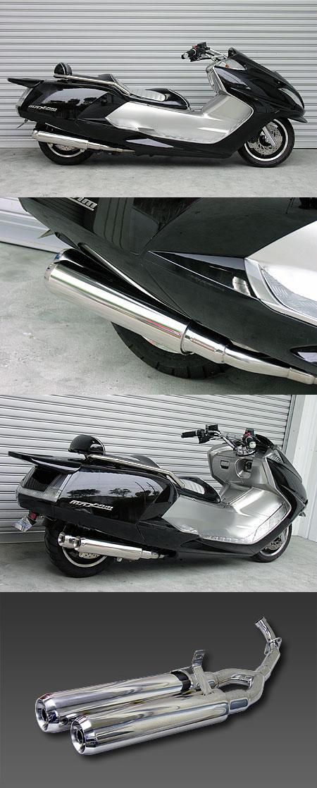 【WirusWin】Pure Rest全段排氣管 Jet型 附觸媒 (排氣淨化觸媒) - 「Webike-摩托百貨」