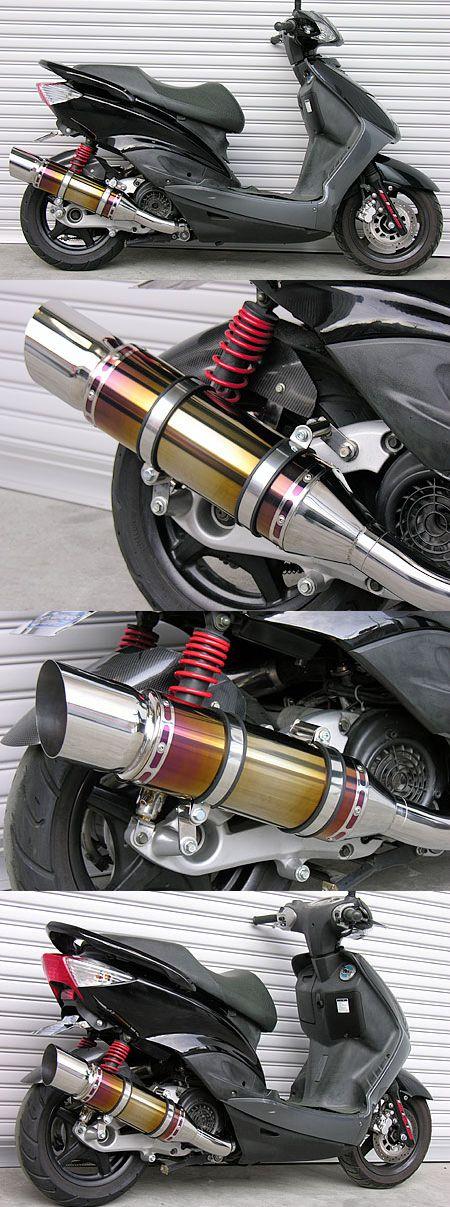 Exceed鈦合金全段排氣管 重低音版