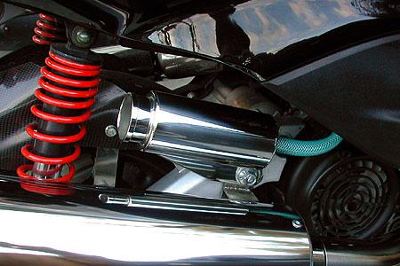 噴射式油氣回收罐