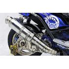 【WirusWin】Premium全段排氣管 不鏽鋼款式