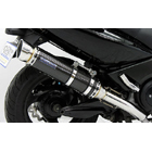 【WirusWin】Dynamic全段排氣管 黑色碳纖維款式 火箭筒型