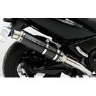 【WirusWin】Dynamic全段排氣管 黑色碳纖維款式 Spotrs型