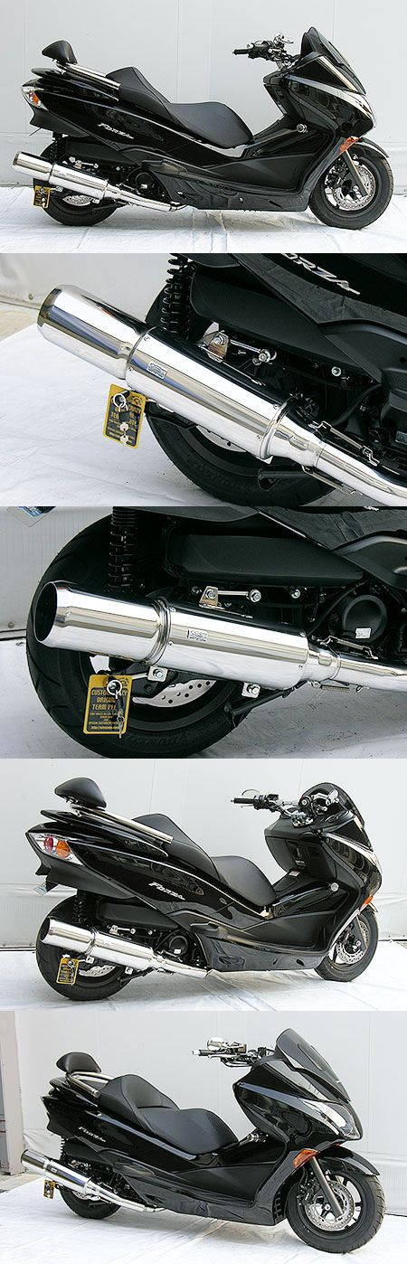 Big Bomber全段排氣管 重低音版附觸媒 (排氣淨化觸媒)