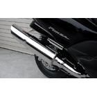 【WirusWin】Big Cannon全段排氣管 重低音版附觸媒 (排氣淨化觸媒)