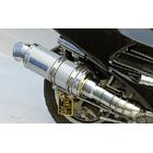 【WirusWin】Premium全段排氣管 銀色碳纖維款式