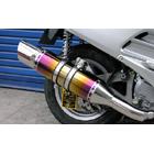 【WirusWin】Exceed鈦合金全段排氣管 重低音版