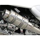 【WirusWin】Atomic短版全段排氣管 火箭筒型 重低音版