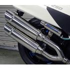 【WirusWin】雙出全段排氣管 Popper型