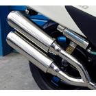 【WirusWin】雙出全段排氣管 Jet型