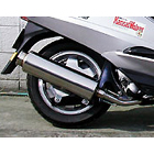 【WirusWin】Big Bazooka全段排氣管 重低音版
