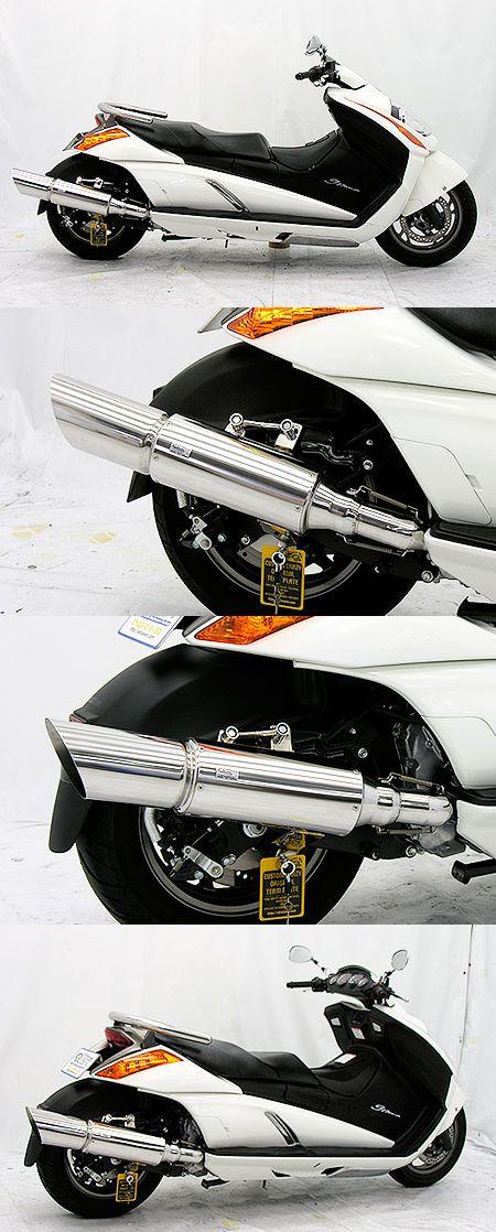 Big Cannon全段排氣管 重低音版附觸媒 (排氣淨化觸媒)