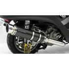 【WirusWin】Dynamic全段排氣管 黑色碳纖維款式 Popper型