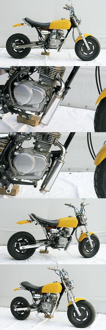 Rod短版全段排氣管