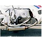WirusWin Rod Down Short Exhaust